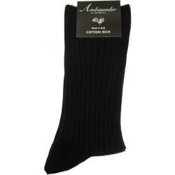 Hammerthor sokker uden elastik - sorte