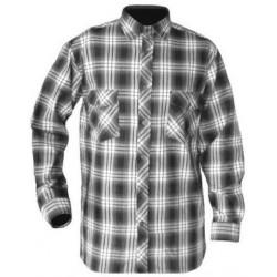 Chemise de travail à carreaux