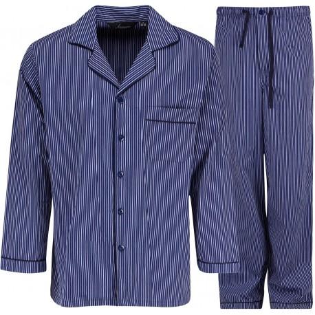 Pyjama Ambassador - Bleu / Blanc