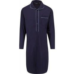 Chemise de nuit bleu foncé