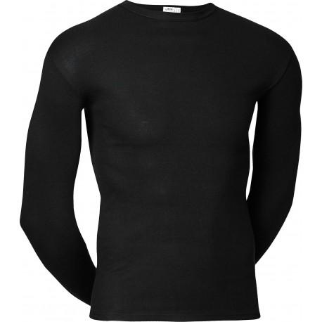 Noir maillot à manches longues JBS