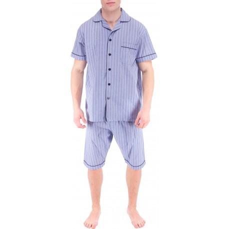 Pyjama bleu clair Hommes