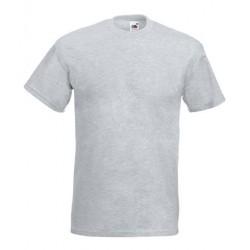 T-shirt Gris bruyère