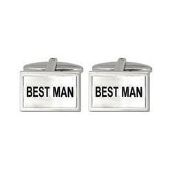 Boutons de manchette Dalaco - Best man