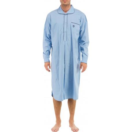 Chemise de nuit Bleu clair