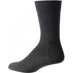 chaussettes gris foncé pour les hommes