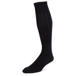 Chaussettes de genou - Noir